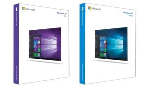 Windows 10 différentes éditions