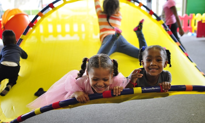 Toddler Town Indoor Playground - Rancho Cucamonga: $85 for $135 Worth of Indoor Play-Area Visit — Toddler Town Indoor Playground