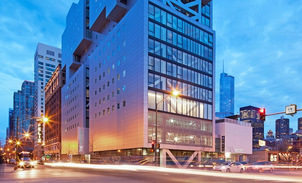 The Godfrey Hotel Chicago: 4 5-Star Chicago Hotel | Groupon Getaways