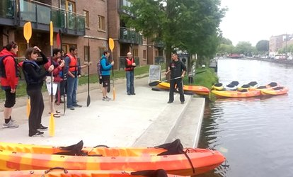 Kayaking for One or Two with Extreme Time Off (Up to 50% Off)