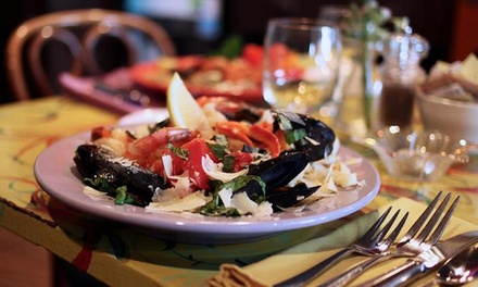 $25 for $40 Worth of American Cuisine for Lunch or Dinner at slates restaurant