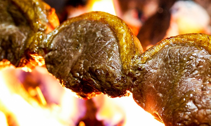 Brazil Grill - Parkville:  $18 for $30 Worth of Brazilian Churrasco Dinner Cuisine at Brazil Grill