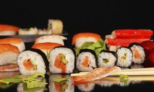 Sushi Zone: Spécialités japonaises pour 2 personnes dès 25,99 € au restaurant Sushi Zone