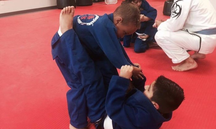 BC Kickboxing & BJJ - Waxhaw: $30 for $100 Worth of Martial-Arts Lessons — BC Kickboxing & BJJ