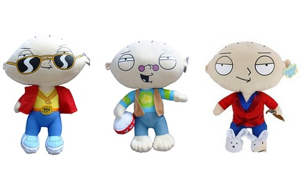 Family Guy Stewie Plush Soft Toy