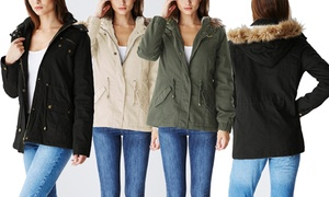 Women's Short Parkas at Women's Short Parkas, plus 9.0% Cash Back from Ebates.