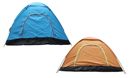 Tenda da campeggio manuale o automatica da 3 a 6 posti
