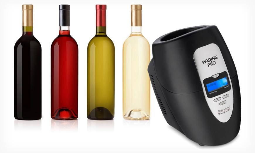Waring single bottle wine chiller reviews