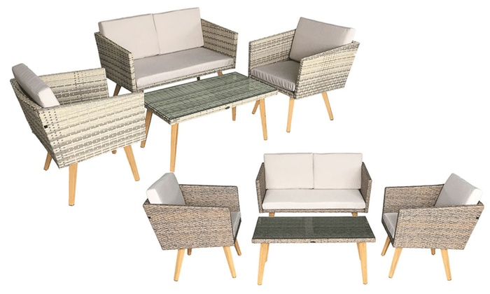 12 tlg. Loungemöbel-Set | Groupon Goods