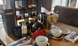 The White Bar @ Radisson Blu Liverpool: Afternoon Tea for Two with Optional Prosecco at The White Bar at Radisson Blu Liverpool (Up to 43% Off)