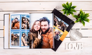 Colorland: One or Two 100- or 140-Page Personalised A4 Hardcover Photobooks from Colorland (Up to 86% Off)