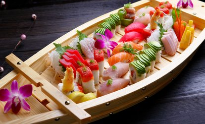 image for 5% Cash Back at Hokkaido <strong>Sushi</strong> Asian Fusion