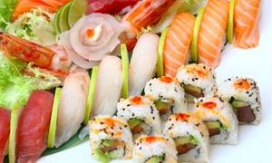 Restaurant One (Albenga): Menu giapponese con sushi e calice o bottiglia di vino per 2 persone al Restaurant One di Albenga (sconto fino a 62%)