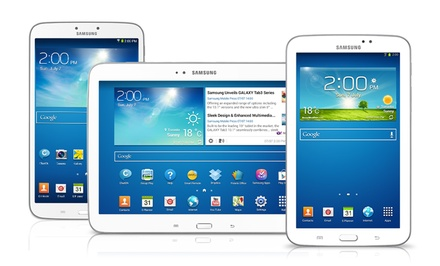 Samsung Galaxy Tab 3 Tablets from $99.99–$189.99