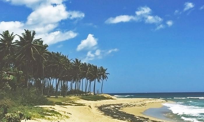 Beachfront Hotel In Dominican Republic