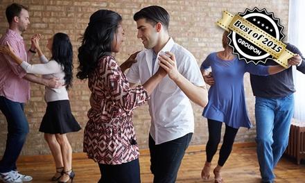 12x 90 Min. Tanzkurs nach Wahl für Zwei oder Vier in der Tanzschule Gildemeister in Mitte