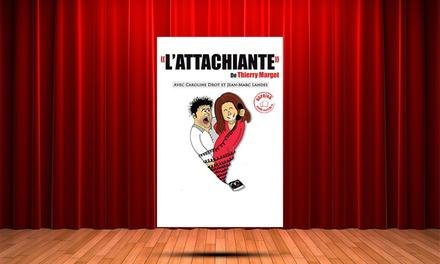 1 place pour Lattachiante date au choix dès 10 € à la Comédie de Nice