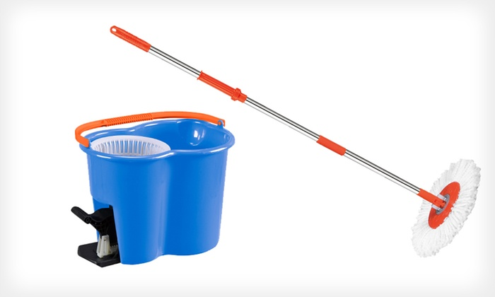 U.S. Jaclean Cyclonic Spin Mop: $29.99 for a U.S. Jaclean Cyclonic Spin Mop ($45 List Price). Free Shipping and Returns.