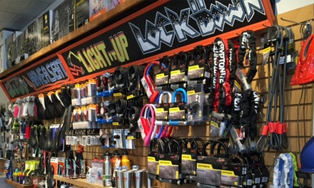 $40 for Two $30 Gift Cards at Dash Bicycle Shop ($60 Value)
