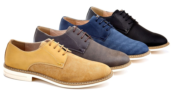 b7fae5dcc3009 Up To 65% Off on Franco Vanucci Men's Oxfords | Groupon Goods