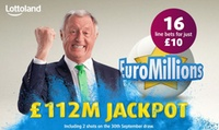 16 EuroMillions Line Bets from Lottoland (69% Off)