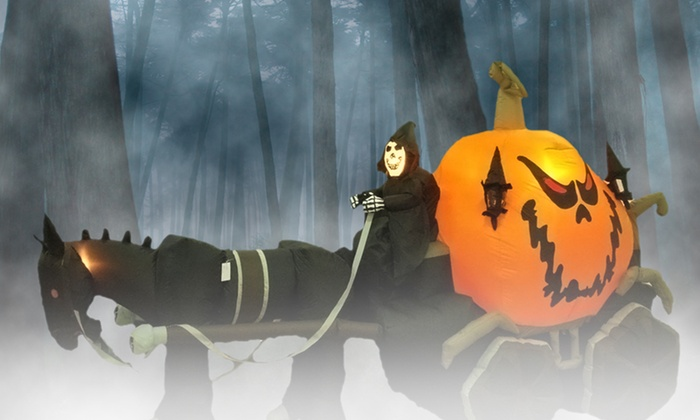 Inflatable Halloween Decorations Groupon Goods
