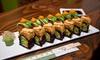 Sushi Box 50 o 100 pezzi e birra