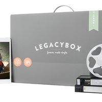 Deals on Media-Digitizing Services By Mail from Legacybox