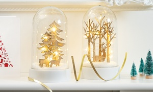 Décorations de Noël avec LED