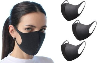 Three-Pack of Anti-Dust Masks