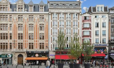 Lille : chambre Double avec petit-déjeuner pour 2 personnes à l'Hôtel Balladins Lille