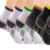 Ankle-Length Graduated Compression Socks (6-Pack)