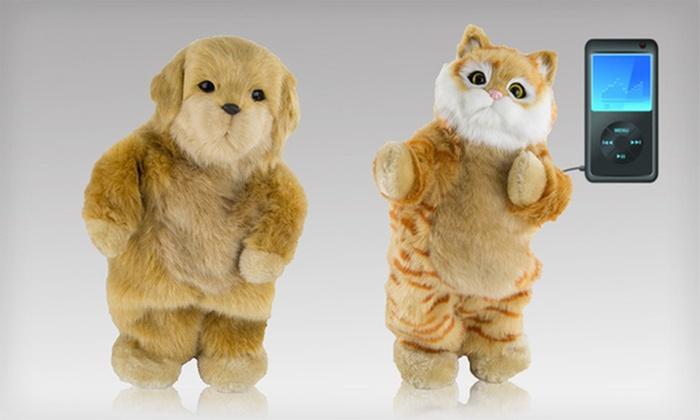 Cobra Digital Party Animal Dancing Cat or Dog Speaker: Cobra Digital Party Animal Dancing Cat or Dog Speaker
