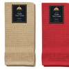 Waffle Terry Kitchen Towels (2-Pack)