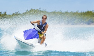 Guerra's Enterprises: $301 for $699 Worth of Half Day Jet-Ski Rental  at Guerra's Enterprises