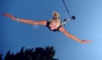 Bungee Jumping-Sprung für 1 Person