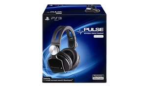 PlayStation 3 Pulse Wireless Stereo Headset Elite Edition
