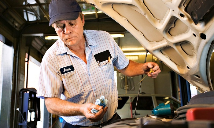 Premier Auto & Tire - Multiple Locations: Three Standard Oil Changes at Premier Auto and Tire (50% Off)