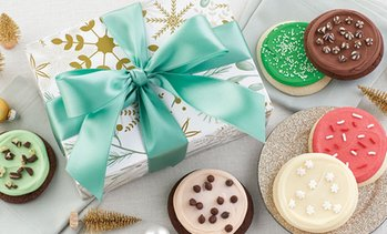 33% Off Cookies, Cakes, and Gift Baskets from Cheryl's
