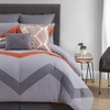 Bold Reversible Comforter Set (8-Piece)