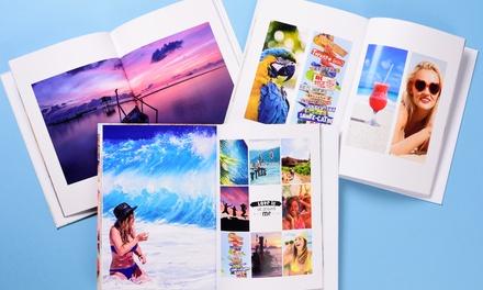 Livre photo A4 horizontal à partir de 100 pages