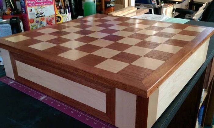 Davis Family Creations - Milton: Up to 58% Off Custom Woodworks at Davis Family Creations