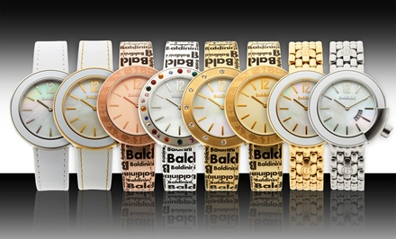 Baldinini Women's Mother-of-Pearl Watch. Multiple Styles Available.