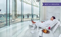Pool and Spa Access with a Choice of Treatments for One or Two at ESPA at 5* Yas Viceroy Hotel