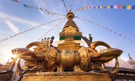 Nepal: 7, 10 lub 14 nocy z trekkingiem i zwiedzaniem