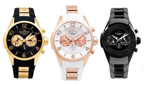 Relojes para hombre Aquaswiss Trax 5H Oferta en Groupon