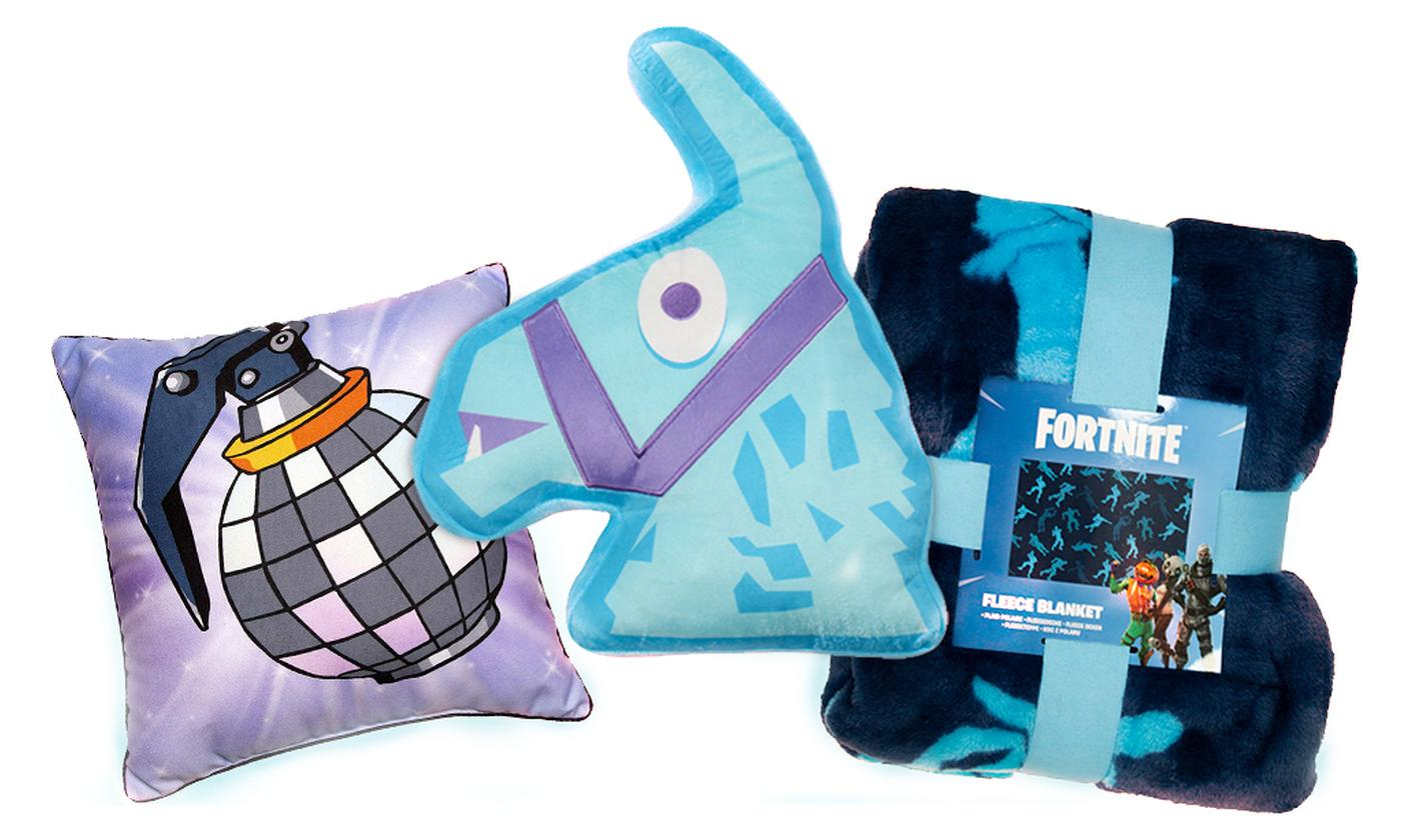 Official Fortnite Bedroom Accessories from £7.99 (71% OFF)