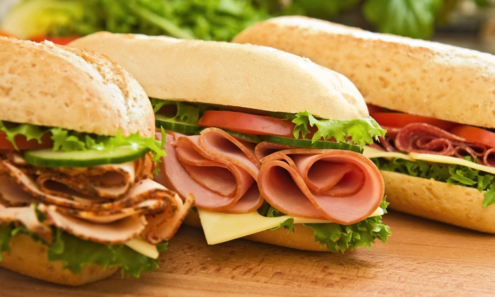 Mike's Subs - Kenmore: American Food and Drinks or Pizza and Wings Meal at Mike's Subs (Up to 43% Off)
