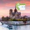 París: habitación doble con desayuno y crucero