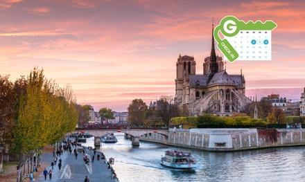 París: habitación doble standardcon opción a desayuno y crucero por el Sena en el Hôtel Daumesnil Vincennes